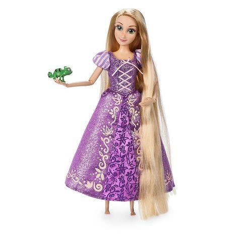 Кукла Рапунцель (Rapunzel) Перевыпуск 2017 г. с питомцем - Рапунцель, Disney