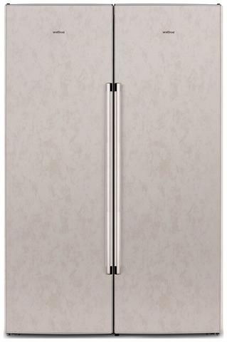 Холодильник side-by-side Vestfrost VF 395-1 SBB