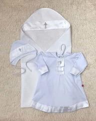 Крестильный набор для малыша Великолепие белый