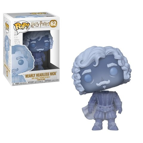 Фигурка Funko POP! Vinyl: Harry Potter S5: Headless Nick (blue translucent)  30034