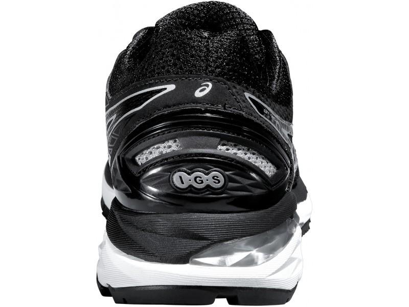 Мягкие беговые кроссовки для женщин Asics GT-2000 4 черные в интернет-магазине