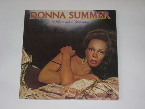Donna Summer / I Remember Yesterday (LP)