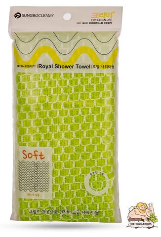Японская мочалка для душа Royal Shower Towel