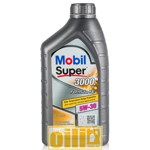 Mobil SUPER 3000 x1 FORMULA FE 5W-30 1л