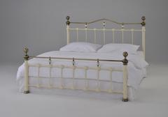 Кровать Диана 200x160 (Diana) Античный белый