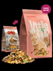 Little One корм для молодых кроликов кроликов
