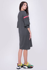 Платье в стиле Casual - прекрасное решение для повседневной жизни.