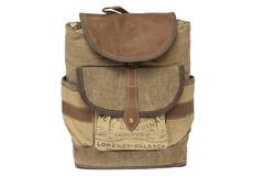 Рюкзак Secret De Maison PALANCA ( mod. M-11390 ) — коричневый (ткань: винтаж)