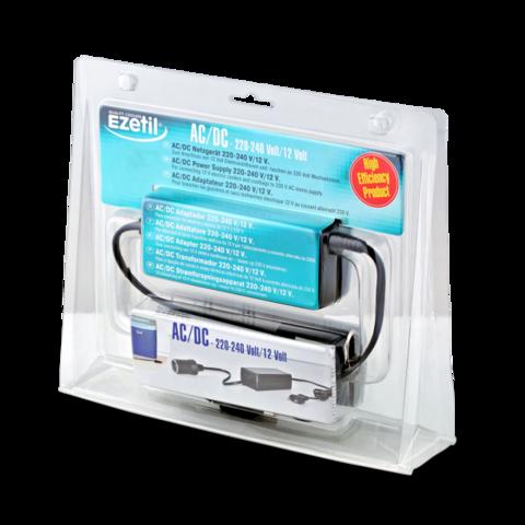Преобразователь тока Ezetil AC/DC 220/12