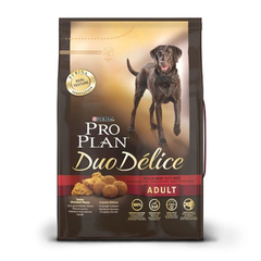 Purina Pro Plan Duo Delice для взрослых собак всех пород говядина и рис