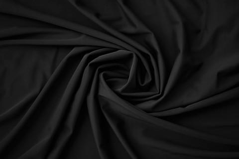 Микрофибра черная Lauma (плотность 125 г/м2)