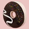 Подушка Donuts Brown