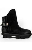 Ботинки на высокой подошве «UNELD» купить