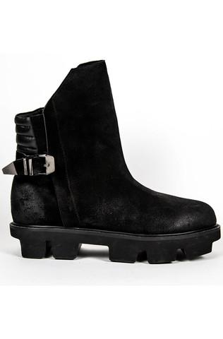Ботинки на высокой подошве «UNELD»