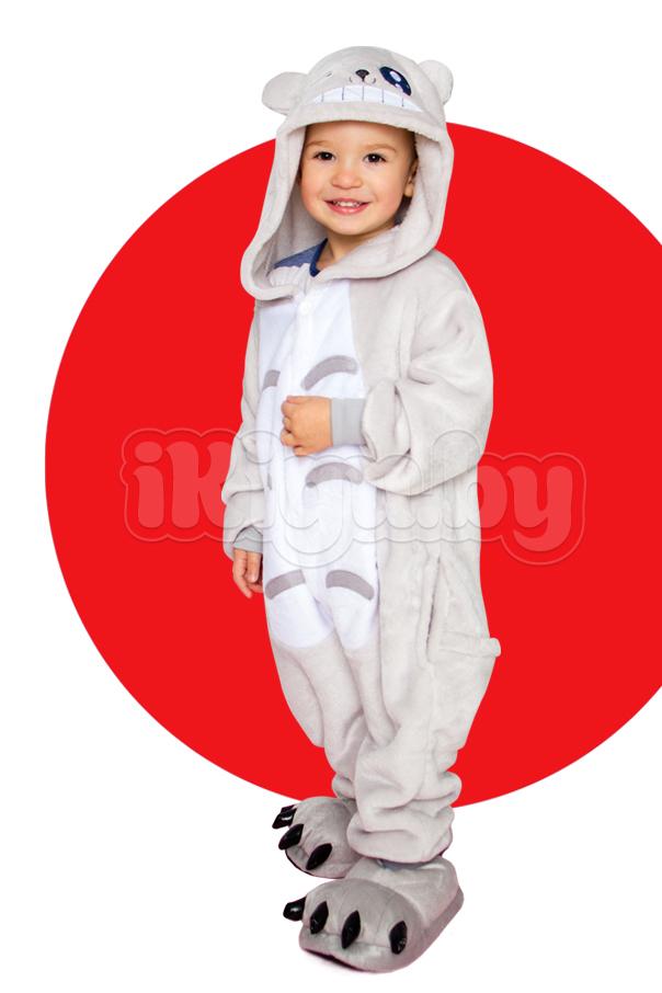"Детские пижамы кигуруми ""Тоторо"" ТОТОРО_д.jpg"