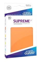 Ultimate Guard - Оранжевые протекторы 80 штук в коробочке