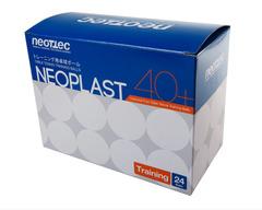 Мячи пластиковые Neottec Neoplast 40+ (24 шт.)