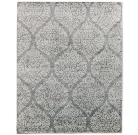 Damasco Rug - Charcoal