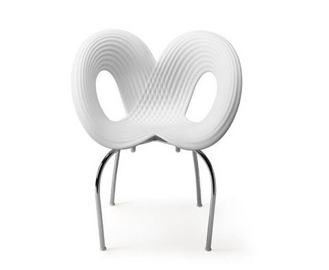 стул ripple chair
