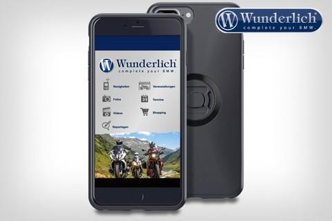 SP-Connect Защитный чехол  Iphone 7 Plus - черный