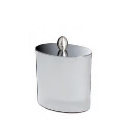 Для косметики Емкость для косметики 88308MCR Oval Frozen crystal glass от Windisch emkost-dlya-kosmetiki-88308mcr-oval-frozen-crystal-glass-ot-windisch-ispaniya.jpg