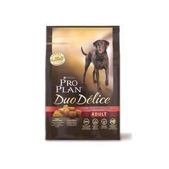 Purina Pro Plan Duo Delice для взрослых собак всех пород лосось и рис