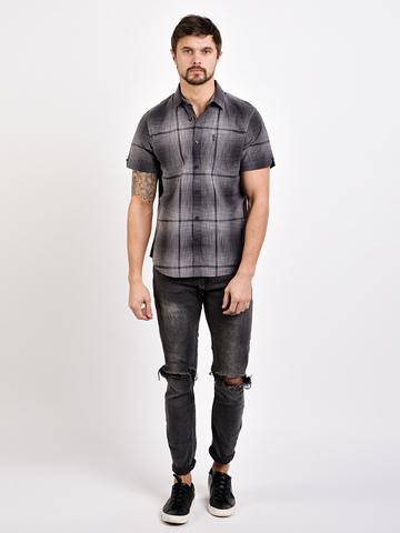 Рубашка к/р муж.  M912-04G-96CS