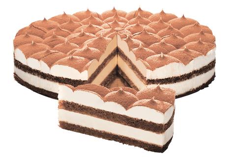 Торт Тирамису классик 1600 гр. (12 порц)