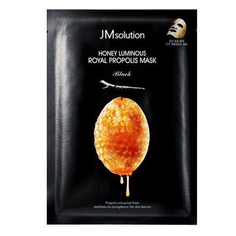 Антивозрастная Маска с Прополисом JM SOLUTION Honey Luminous Royal Propolis Mask