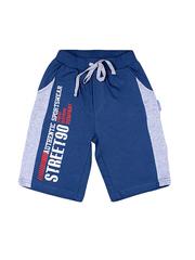 BK1324SH-5 шорты для мальчиков, серые