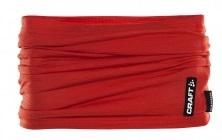 Многофункциональная бандана Craft Bormio Multifunction 1903096-1340 красная фото