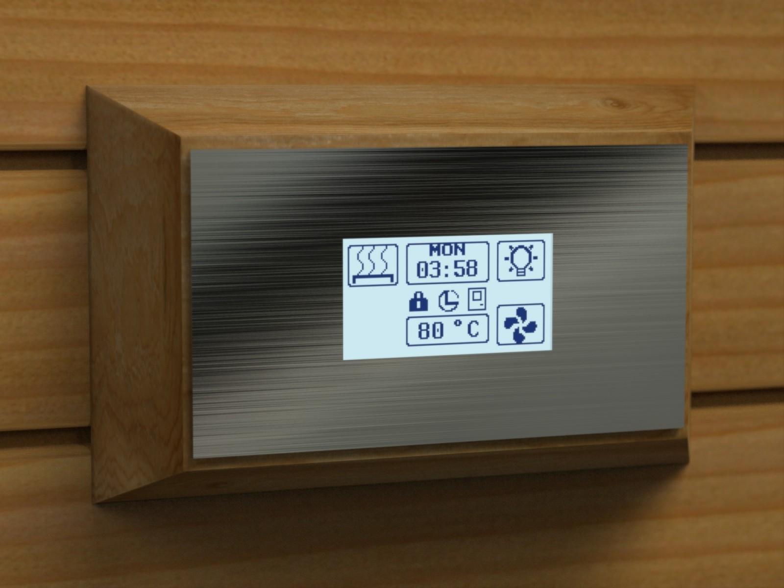 Аксессуары для бани: Держатель пульта SAWO INN-IH21-D Innova (прямоугольный) аксессуары для бани держатель пульта sawo inn ih20 p innova прямоугольный