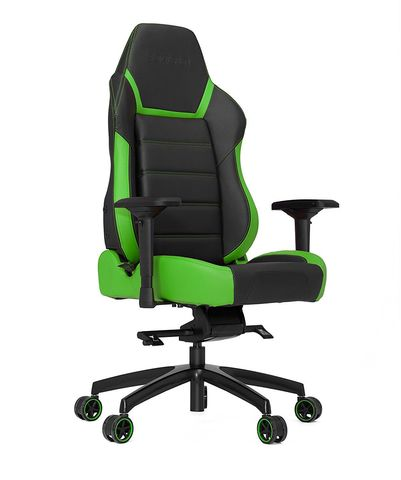 КОМПЬЮТЕРНОЕ КРЕСЛО Vertagear Racing Series P-Line PL6000 Black/Green