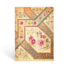Filigree Floral Ivory Kraft - 240 Pages