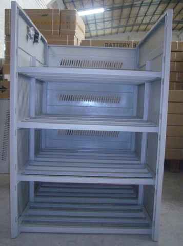 Железный шкаф для АКБ Gewald Electric C32-25 - фото 2