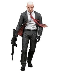 Hitman: Blood Money — Agent 47