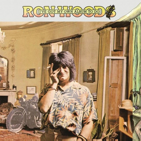 Ron Wood / I've Got My Own Album To Do (LP)