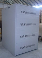 Железный шкаф для АКБ Gewald Electric C32-25 - фото 1
