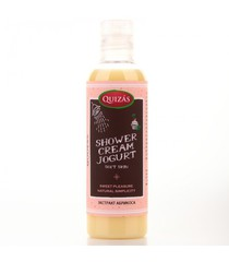 Йогурт для душа GODESS с экстрактом абрикоса, для всех типов кожи, 200ml ТМ Quizas