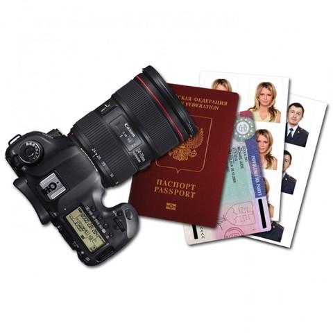 Фотографии на документы 3х4 за 100 рублей 6 шт.