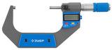 Микрометр ЗУБР ЭКСПЕРТ гладкий цифровой, МКЦ 100, диапазон 75-100мм, шаг измерения 0,001мм