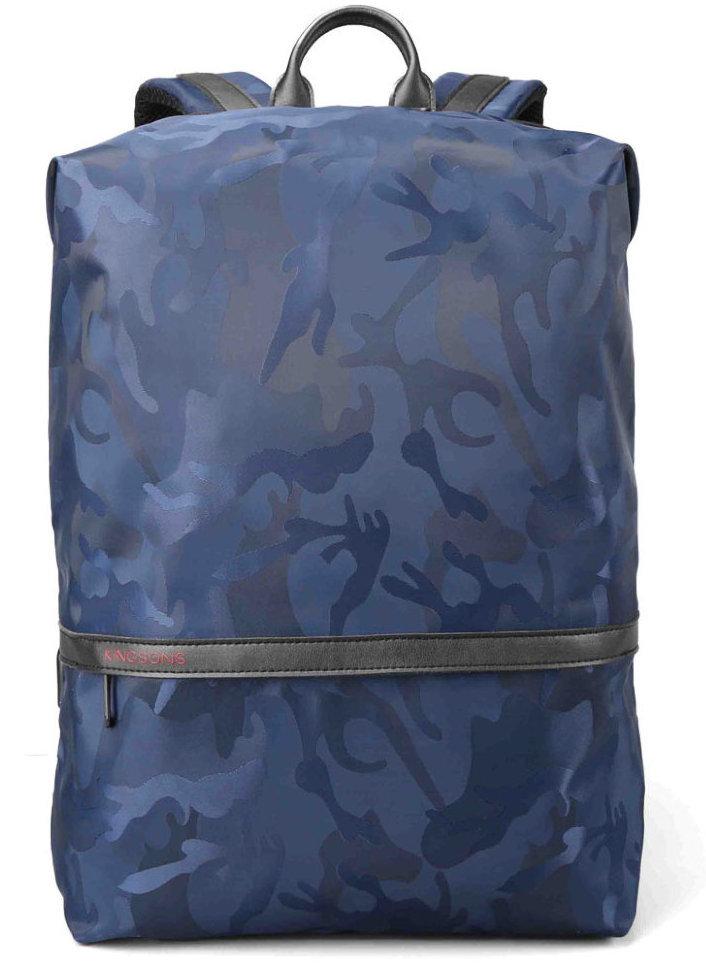 Рюкзак для ноутбука Kingsons с камуфляжным оформлением