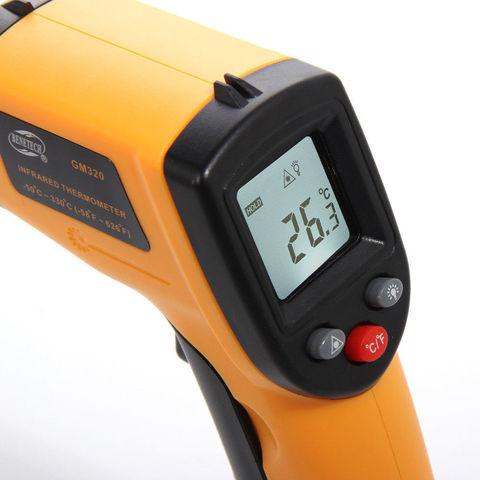 Термометр инфракрасный GM-320, пирометр