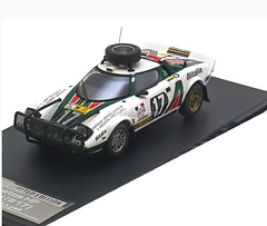 Lancia Stratos HF #17 Safari Rally 1976 Preston Lyall HPI 1:43