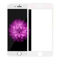 Защитное 3D-стекло для iPhone 6 Plus / 6S Plus White - Белое