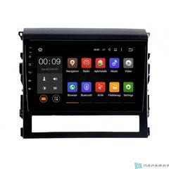 Штатная магнитола для Toyota Land Cruiser 200 на Android 6.0 Parafar PF567Lite