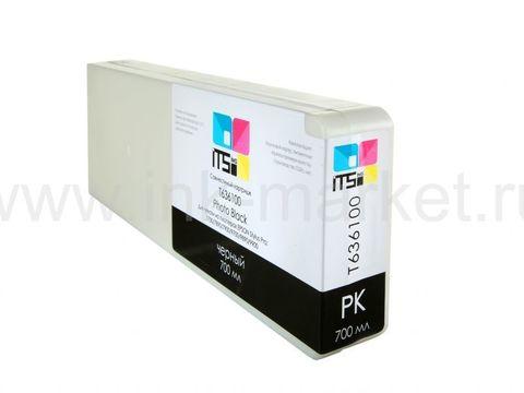 Совместимый картридж Optima для Epson Stylus Pro 7700/9700/7890/9890/9900 Black 700 ml Pigment (C13T636100)