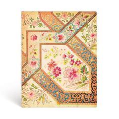 Filigree Floral Ivory Kraft  144 Pages
