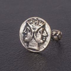 Римское кольцо Двуликий Янус