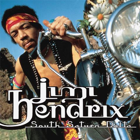 Jimi Hendrix / South Saturn Delta (2LP)
